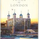 The Tower Of London by Peter Hammond With Post Card
