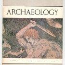 Vintage Archaeology Magazine Summer 1964 Volume 17 Number 2