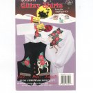 Holiday Glitzy Shirts 33129 Christmas Bouquet Iron On In Package