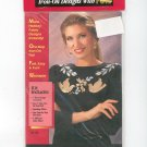 Duncan Easy Style Doves & Berries 139 Iron On In Package