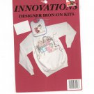Innovations Designer Iron On Easter Stan Rising Company In Package