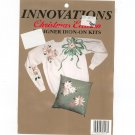 Innovations Designer Iron On Christmas Edition Stan Rising Company In Package