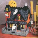 Bucilla Haunted House Candy Holder Kit # 6095 In Package