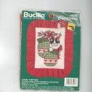 Bucilla Christmas Kitten 'n Mittens Cross Stitch 33197 Bonnie Smith