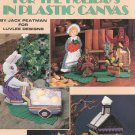 For The Holidays In Plastic Canvas Peatman Leisure Arts Leaflet 1491