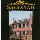 Historic Savannah by Dot Rees Gibson Historic Southern Classic  Series