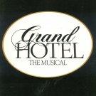 Grand Hotel The Musical Souvenir Program Martin Richards