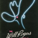 The Will Rogers Follies A Life In Revue Souvenir Program