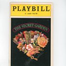 The Secret Garden Playbill St. James Theatre 1991 Souvenir