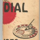 1959 The Dial Yearbook Year Book Buffalo New York South Park High School
