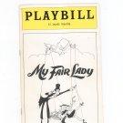 My Fair Lady Playbill St. James Theatre 1976 Souvenir