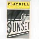 Sunset Boulevard Playbill Minskoff Theatre 1995 Souvenir