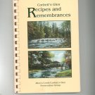 Corbett's Glen Recipes And Remembrances Cookbook New York