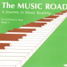 The Music Road A Journey In Music Reading Book 1 Starr 0874876109
