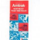 Vintage Amtrak Northeast Schedules 1976 Not PDF