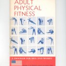 Vintage Adult Physical Fitness President's Council 1977