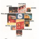 Vintage Lionel O Gauge Accessories Catalog / Brochure Fall 1975 Not PDF