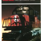 Vintage Lionel 1983 Fall Collector Center Trains Brochure Not PDF Free Shipping Offer