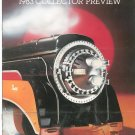 Vintage Lionel 1983 Spring Collector Preview Trains Brochure Not PDF Free Shipping Offer