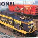 Lionel Trains Brochure 1997 Not PDF Free Shipping Offer