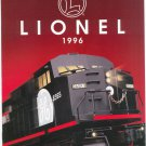 Lionel Trains Catalog 1996 Not PDF Free Shipping Offer