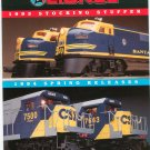 Lionel 1993 Stocking Stuffers & 1994 Spring Releases Catalog Not PDF Free Shipping Offer