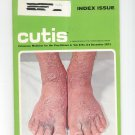 December 1971 Cutis Cutaneous Medicine For The Practitioner Magazine Vintage Index Issue