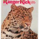 Vintage Ranger Rick's Nature Magazine 1981 Wildlife Federation Free USA Shipping Offer