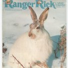 Vintage Ranger Rick's Nature Magazine 1973 Wildlife Federation Free USA Shipping Offer