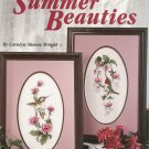 Summer Beauties Carolyn Shores Wright Leisure Arts Leaflet 2436 Combine Shipping