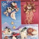 Ho Ho Ho Let's Do Dough Leisure Arts Leaflet 1658 Combine Shipping