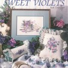 Sweet Violets Book Forty Two Leisure Arts Leaflet 2059 Paula Vaughan