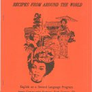 Recipes From Around The World Cookbook Army Community Service Fort Carson