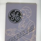 GE The New Art Of Modern Cooking Cookbook Vintage General Electric