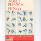 Vintage Adult Physical Fitness President's Council John F. Kennedy 1963