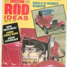 Vintage 1001 Custom And Rod Ideas Magazine March 1976 Not PDF