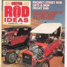 Vintage 1001 Custom And Rod Ideas Magazine December 1976 Not PDF