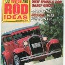 Vintage 1001 Custom And Rod Ideas Magazine January 1977 Not PDF