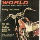 Vintage Cycle World Magazine April 1968 Yankee Harley Bultaco Not PDF