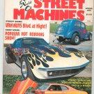 Vintage Wild World Of Street Machines Spring 1979 Corvette Mustang Nomad  Not PDF