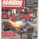 Vintage Street Rodding Illustrated Magazine Winter 1984  Not PDF