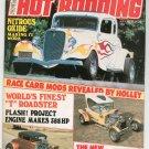 Vintage Hot Rodding Magazine July 1978  Not PDF