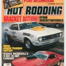 Vintage Hot Rodding Magazine December 1979  Not PDF