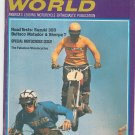 Vintage Cycle World Magazine February 1969 Suzuki 350 Motocross  Not PDF