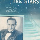Stairway To The Stars Sheet Music Guy Lombardo Vintage Robbins