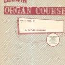 Belwin Organ Course Book Three Wildman