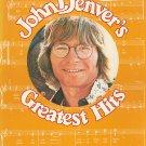 John Denvers Greatest Hits Piano Organ Milton Okun
