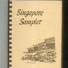 Singapore Sampler Cookbook American Association Women's Auxiliary