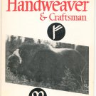 Vintage Handweaver & Craftsman Summer 1967 Volume 18 Number 3 Not PDF