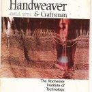 Vintage Handweaver & Craftsman March April 1972 Volume 23 Number 2 Not PDF